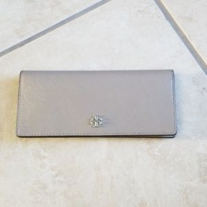 *EUC* Tory Burch Robinson Slim Wallet